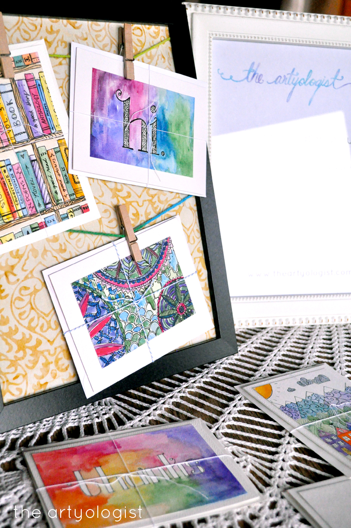 Watercolours Lately: At the Farmer's Market, the artyologist
