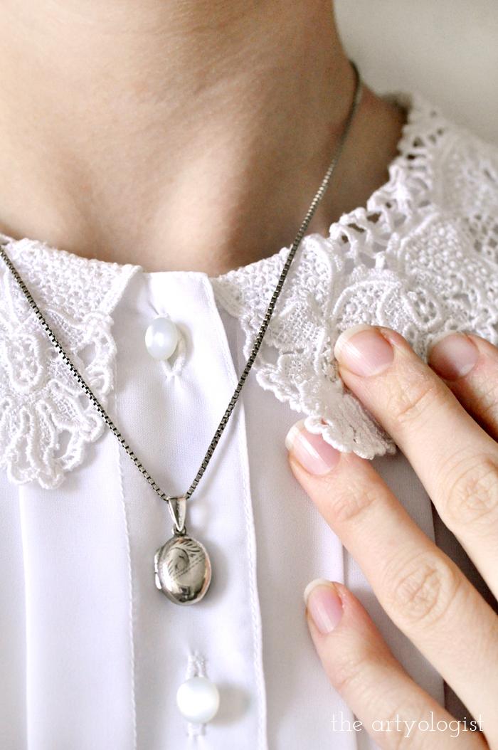 sentimental history of lockets, my locket, the artyologist