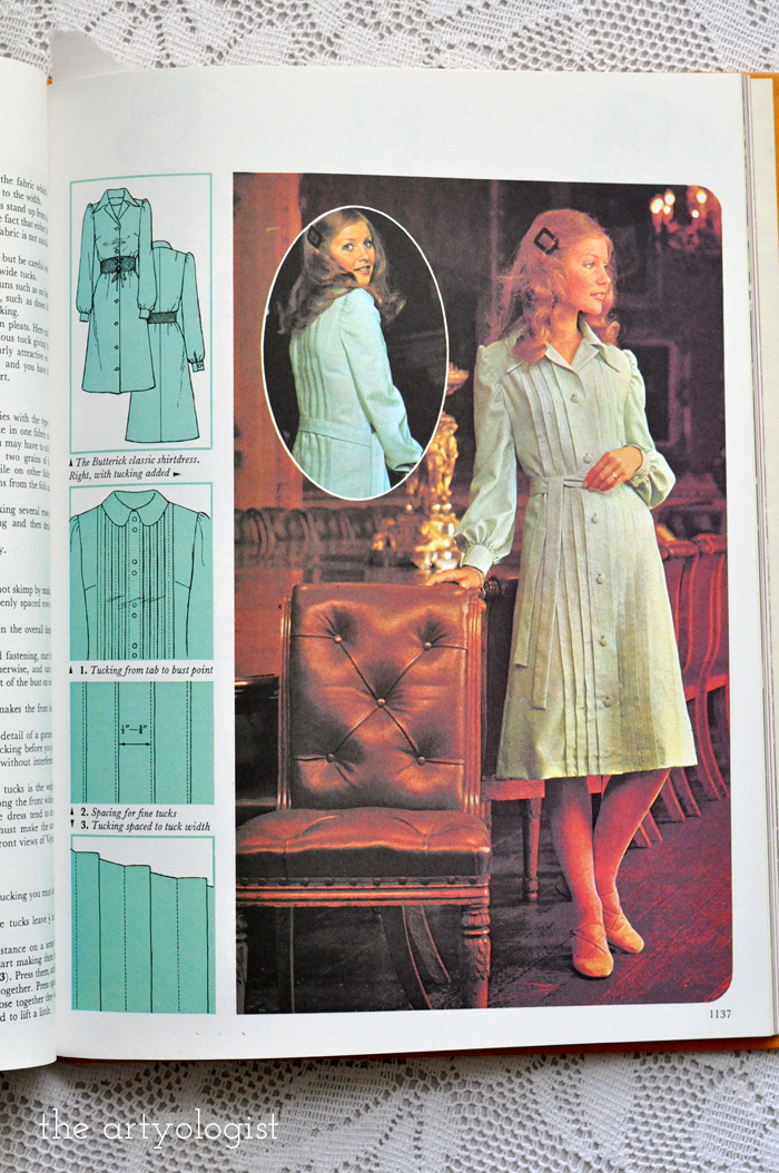 St. Patricks Day Fashion Moment Creative Hands, green pleated dress, the artyologist