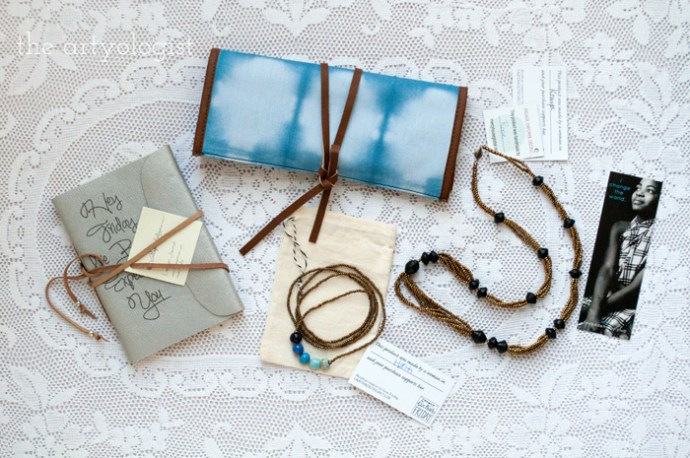 Neat Things: Fair Trade Friday, the artyologist