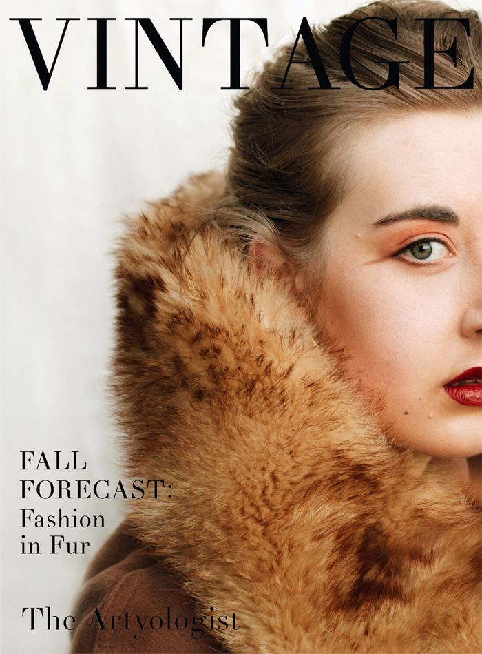 Vintage Covers: Vogue October 1960, Fall Forecast, my cover, the artyologist