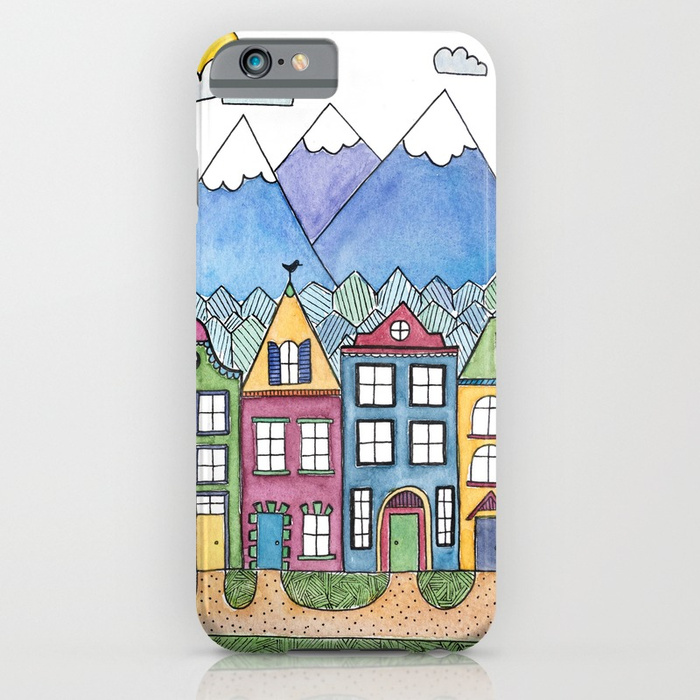 The Village Phone Case