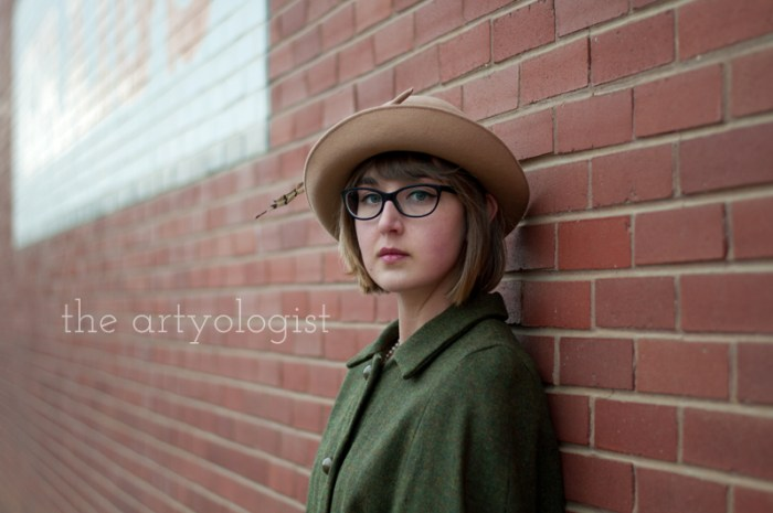 city slicker, the artyologist, vintage style feathered hat