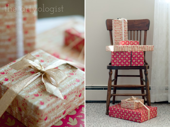 presents, the-artyologist