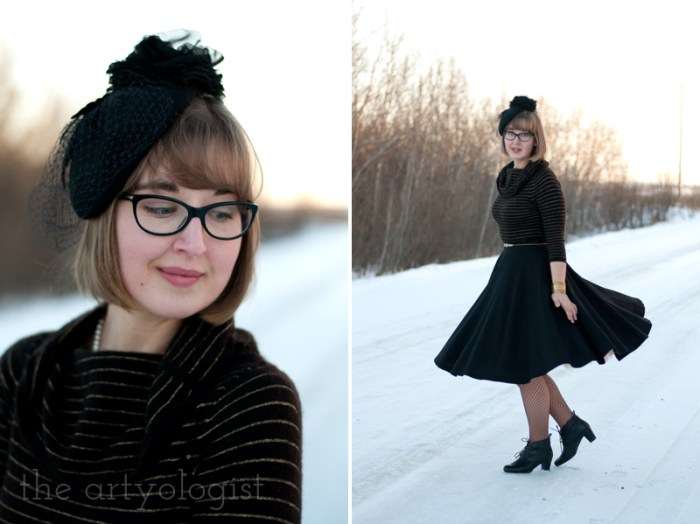Cashmere is a Sweater, the artyologist, embellished hat