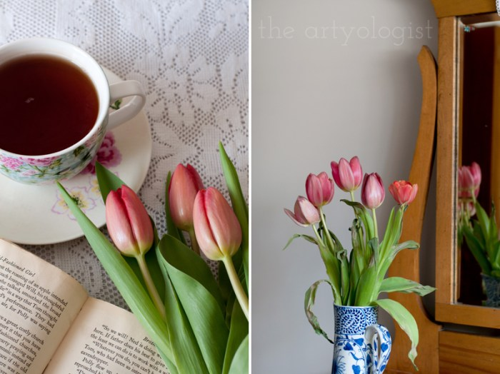 tea-and-tulips, the artyologist