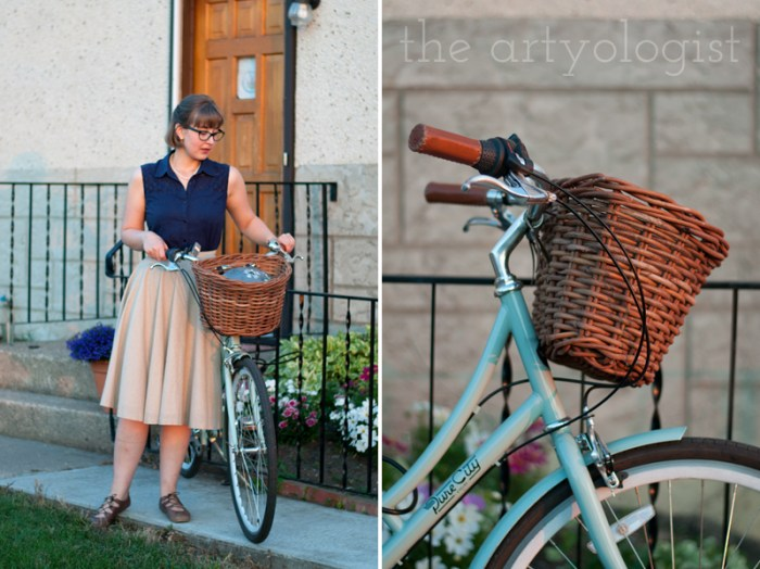 bicycle-and-everyday-outfit, the artyologist