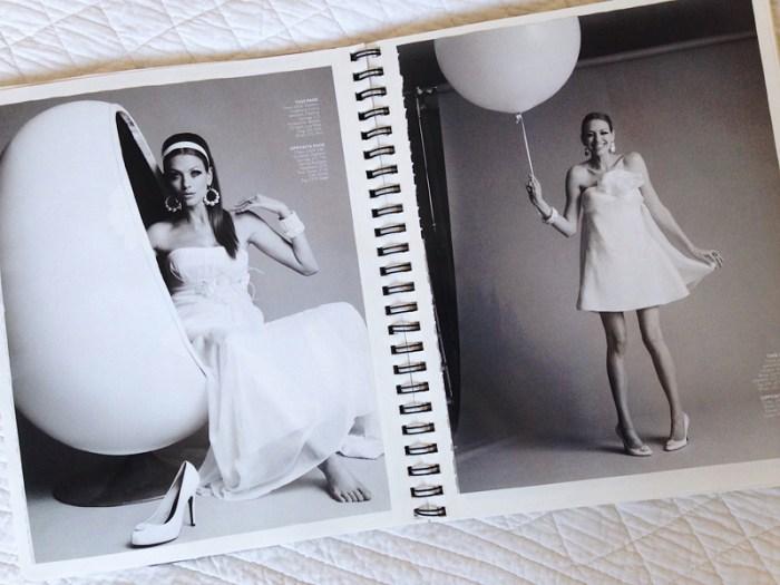 fashion scrapbook 60's, the artyologist