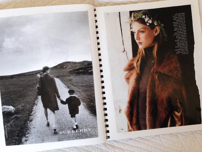 fashion scrapbook 4, the artyologist