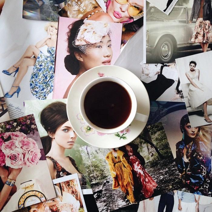 fashion scrapbook, the artyologist