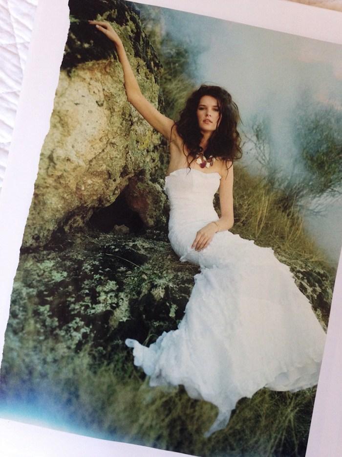 fashion scrapbook wedding, the artyologist