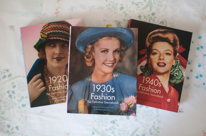 the covers of the three books in the Definitive Sourcebook series