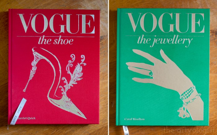 Vogue book covers