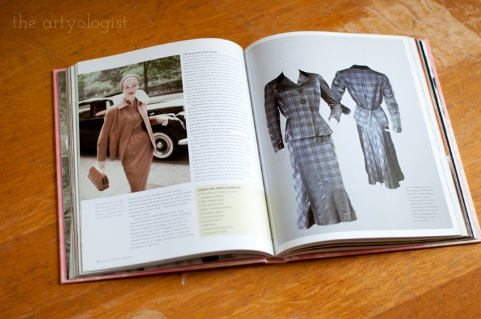Vintage Fashion page
