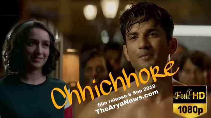 [TamilRockers] Chhichhore - 2019 Full HD Movie 1080p Free Download [Isaimini]
