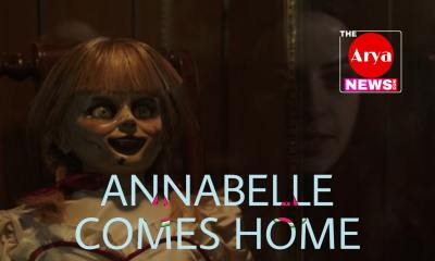 Annabelle Comes Home Full Dubbed Movie Download