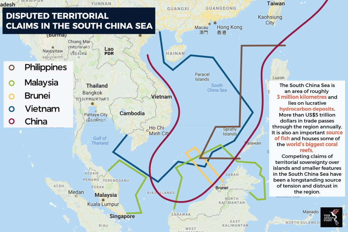 Is joint exploration the answer to the South China Sea dispute? | The ASEAN Post