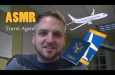 ASMR Travel Agent Roleplay