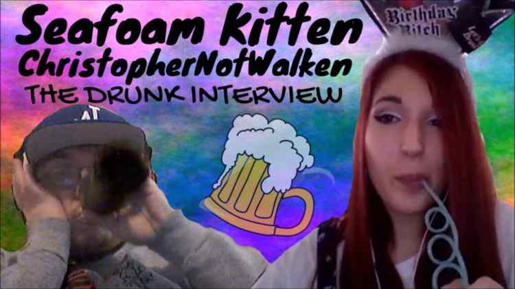 Hilarious Drunk Interview With Whispering