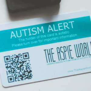Autism Alert Card