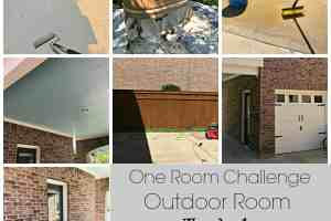 One Room Challenge Week 4 – Coming Together!