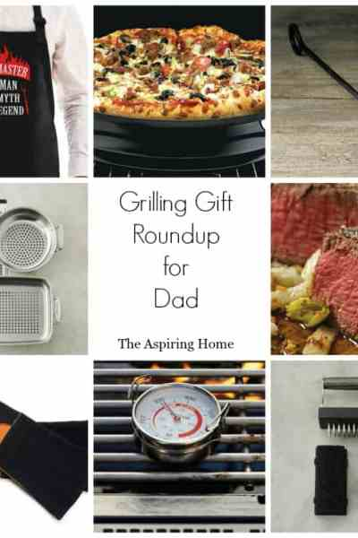 Take It Outside! Great Grilling Gift Ideas For Dad