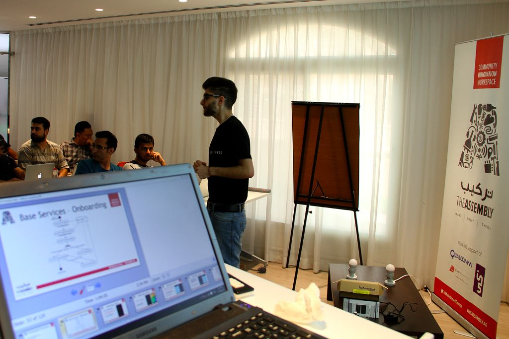 Workshop – Smart Home Automation – Aug 15, 2015