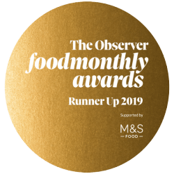 The Observer Food Monthly awards