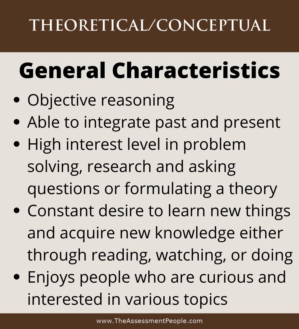 Motivators Characteristics