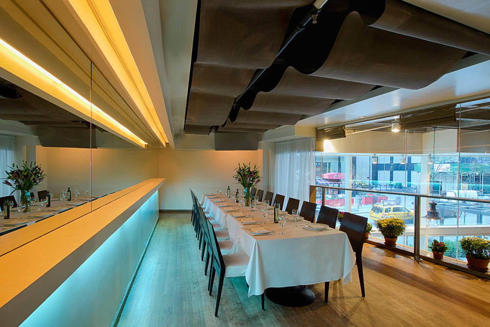 February Top 5 Private Dining Rooms in New York  The