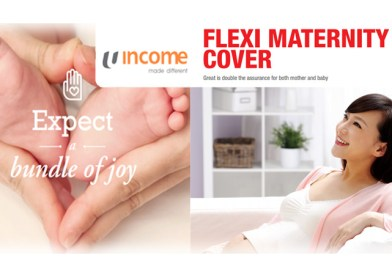 NTUC Maternity 360 plan VS GE Flexi Maternity plan