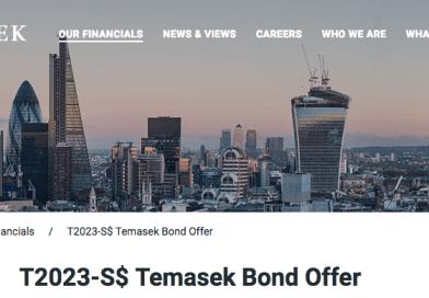 Should you buy the Temasek Bond (T2023-S$)