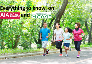 Everything to know on AIA vitality and ManulifeMOVE