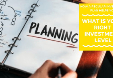 What is your RIGHT investment level ?