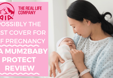 AIA Mum2baby Protect Review – Unique Wholelife Plan Transfer To Your Baby!
