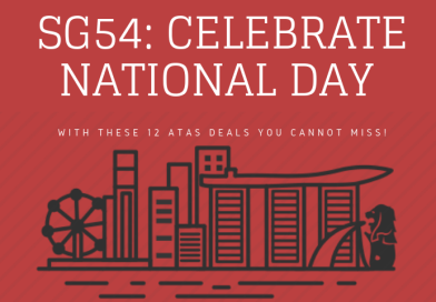 SG54: Celebrate National Day With These 12 Atas Deals You Cannot Miss!