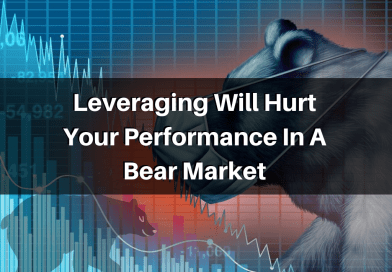 Leveraging Will Hurt Your Performance In A Bear Market