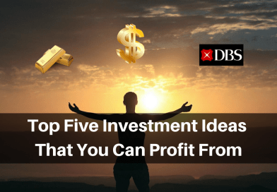 Top 5 Investment Ideas For Today's Market – That You Can Profit From!
