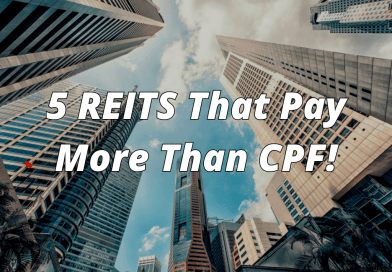 5 REITS That Pay More Than CPF