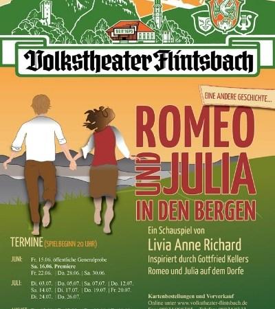 Besuch Im Flintsbacher Volkstheater