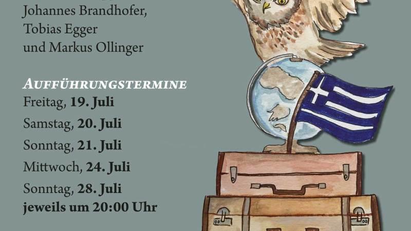 Besuch Bei Den Theaterkollegen In Litzldorf