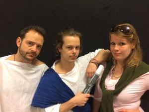 Diabetes, Hepatitis en Marjan Keijzer - Theatergroep SNEU Utrecht speelt OMG