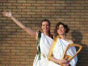 Het koor - Theatergroep SNEU Utrecht speelt OMG