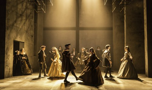 "The Company of ""Wolf Hall"" (Photo credit: Johan Persson)"