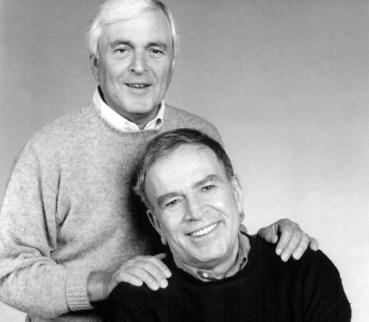 John Kander and Fred Ebb