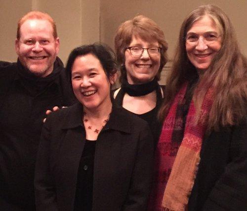 Parthenia Viol Consort (Lawrence Lipnik, Beverly Au, Lisa Terry and Rosamund Morley)