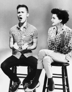 Seth Sikes and Judy Garland