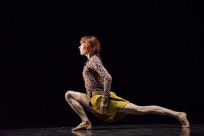 "Sylvie Guillem in Mats Ek's ""Bye"" (Photo credit: Bill Cooper)"