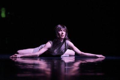 "Sylvie Guillem in Akram Kahn's ""Techné"" (Photo credit: Bill Cooper)"