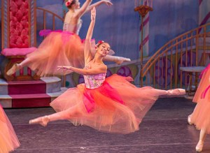 The Nutcracker - photo by Susan Marine Suhanovsky